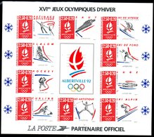 FRANCE 1992 - YT BF 14a ND - Neuf **  MNH - Cote: 500,00 € - Blocs & Feuillets