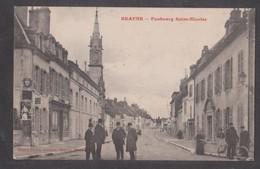 CPA BEAUNE-Faubourg Saint-Nicolas-Animée- - Beaune