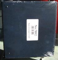 I.D. - ALBUM COMPACT BLEU Pour MINI-FEUILLES Ou DOCUMENTS A5 (REF.7892) - Pin's