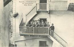 CPA 73 Savoie Costumes De La Tarentaise Une Noce Non Circulée - France