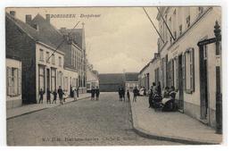 BORSBEEK  Dorpstraat 1909 - Borsbeek
