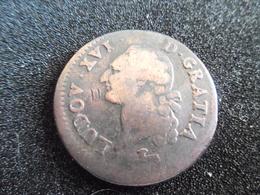 Piece De 1 Sol à L'écu Louis XVI 1784 R  -  ORLEANS - 1774-1791 Louis XVI.