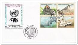 Geneve 1993, FDC, Animals - FDC