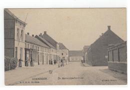 BORSBEEK  De Antwerpschestraat - Borsbeek