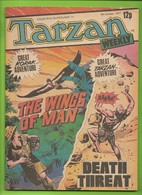 Tarzan Weekly # 18 - Published Byblos Productions Ltd. - In English - 1977 - BE - Livres, BD, Revues