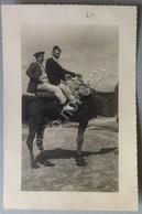 Fotografia - Garian - Libia 1935 - Uomini Su Cammello - Foto
