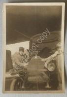 Fotografia - Italia 1926 - Automezzo Militare Con Meccanici - Foto