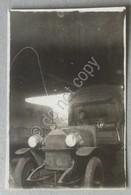 Fotografia - Italia 1926 - Automezzo Militare Con Guidatore - Foto