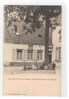 Boechout  BOUCHOUT-bij-Antwerpen  -  Geboortehuis J.F.Willems - Boechout