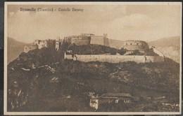 CASTELLO BESENO - BESENELLO (TN) - EDIZ. RIGHETTI PADOVA - FORMATO PICCOLO - NUOVA - Castelli