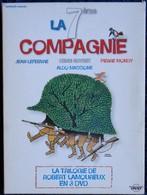 La 7ème COMPAGNIE - La Trilogie De Robert Lamoureux En 3 DVD . - Comédie