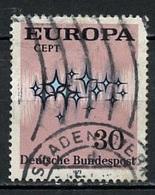 Europa CEPT Allemagne Fédérale - Germany - Deutschland 1972 Y&T N°568 - Michel N°717 (o) - Europa-CEPT