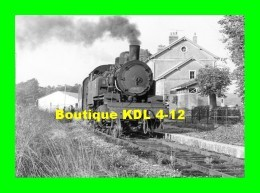 AL 492 - Train - Loco 131 TB 9 En Gare - MONTMIRAIL - Marne 51 - SNCF - Montmirail
