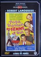 Papa Maman Ma Femme Et Moi - ( 2ème époque ) - De Robert Lamoureux . - Comédie