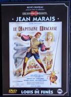 Le Capitaine Fracasse - Jean Marais - ( Version Remastérisée ) . - Action, Aventure