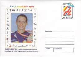 Camelia Potec  Cod 162/99 - Maximum Cards & Covers