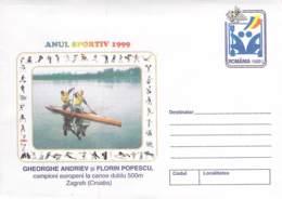 Gheorghe Andriev Si Florin Popescu   Cod 165/99 - Maximum Cards & Covers