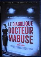 Le Diabolique Docteur Mabuse - Film De Fritz Lang . - Policiers