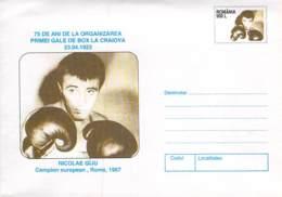 Nicolae Giju  Cod 071/98 - Maximum Cards & Covers