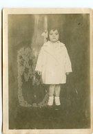 Enfant Kid Fille Girl Surrealisme Abstract Etrange Surreal Ghost Accident Negatif Raté Tache Ectoplasme - Personnes Anonymes