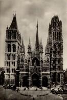 ROUEN  LA CATHÉDRALE - Rouen