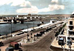 ROUEN  VUE GENERALE VERS LA RIVE GAUCHE - Rouen