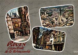 ROUEN CAPITAL DE LA NORMANDIE - Rouen
