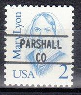 USA Precancel Vorausentwertung Preo, Locals Colorado, Parshall 895 - Vereinigte Staaten