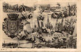 SOUVENIR DE  ROUEN - Rouen