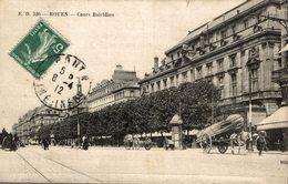 ROUEN  COURS BOIELDIEU - Rouen