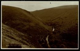 Ref 1271 - Judges Real Photo Postcard - Teign Valley - Devon - England