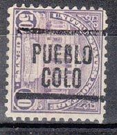 USA Precancel Vorausentwertung Preo, Locals Colorado, Pueblo 570-204 - Vereinigte Staaten