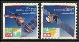 Europa CEPT Allemagne Fédérale - Germany - Deutschland 1991 Y&T N°1358 à 1359 - Michel N°1526 à 1527 *** - Europa-CEPT