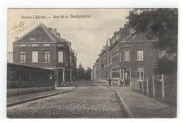 Braine-l'Alleud  -  Rue De La Gendarmerie 1906 - Eigenbrakel
