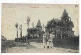 BORNEM  BORNHEM  Les Villas 1912 - Bornem