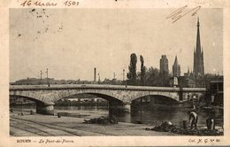 ROUEN  LE PONT DE PIERRE - Rouen