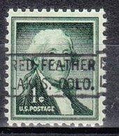 USA Precancel Vorausentwertung Preo, Locals Colorado, Red Feather Lakes 805 - Vereinigte Staaten
