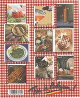 La Gastronomie Belge - Blocs 1962-....