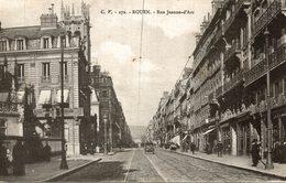 ROUEN  RUE JEANNE D ARC - Rouen