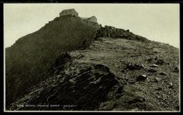 Ref 1272 - Judges Postcard - Nearing Snowdon Summit - Caernarvonshire Wales - Caernarvonshire