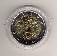 Luxembourg 2015 2 EURO Dynasty Of Nassau-Vaylburg - Lussemburgo