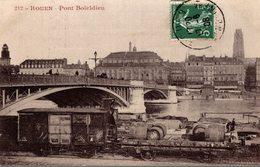 ROUEN PONT BOIELDIEU - Rouen