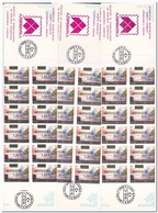 Azerbeidzjan 1992, Postfris MNH, Complete Set Booklets First Booklets ( All Values ) - Azerbeidzjan
