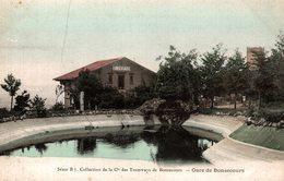 GARE DE BONSECOURS - Bonsecours
