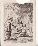 GEBOREN TE WAESMUNSTER 1764+1836 EERW.HEER JOSEPHUS VAN HOORICK. - Religion & Esotericism