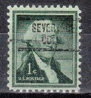 USA Precancel Vorausentwertung Preo, Locals Colorado, Severance 734 - Vereinigte Staaten