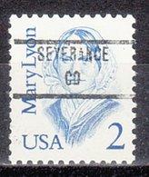 USA Precancel Vorausentwertung Preo, Locals Colorado, Severance 853 - Vereinigte Staaten