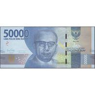 TWN - INDONESIA 159c - 50000 50.000 Rupiah 2016/2018 Various Prefixes UNC - Indonésie