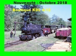 AL 535 - Train, Loco 020+020 T N°104 En Gare - PANDRIGNES SAINT-PAUL - Corrèze - POC - France
