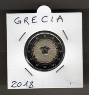 Greece Hellas 2018 2 EURO 70th Anniv. Of The Incorporation Of The Dodecanese Into Greece - Grecia